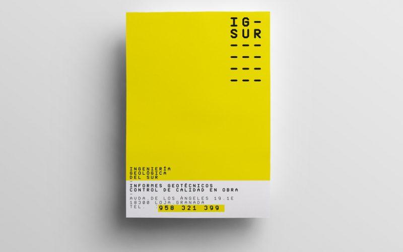 IG-SUR. Todo al amarillo